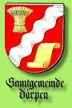 Wappen von Dörpen...
