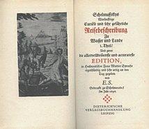 Buchausgabe der literarischen Vorlage von Christian Reuter