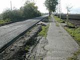 Straße nach Neudörpen