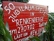 Von Wippingen.de freigelegtes Schild der Renkenberger Landjugend