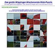 Zum Wippinger-Wochenende-Web-Puzzle