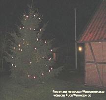 Frohe und erholsame Feiertage wünscht Wippingen.de