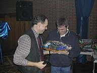 Willi Kaiser, Spieler des Turniers