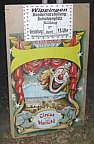 """Plakat des Zirkus """"Merlin"""""""