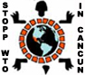 Logo der Aktionstage gegen die Welthandelskonferenz