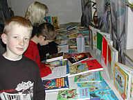 Große Auswahl an Kinderbüchern