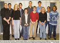 Der KLJB-Vorstand mit ehemaligen Vorstandsmitgliedern