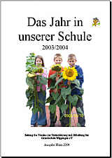 Zeitung des Fördervereins Grundschule - Titelblatt-