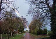 Regenbogen auf dem Strootburg
