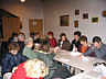 Blick in die Versammlung der Schulweglotsen