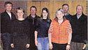 Vorstand der Schützenkapelle Wippingen