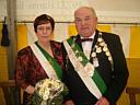 Königspaar Josef und Helga Pünt