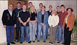 Vorstand und Gäste der KLJB Renkenberge