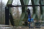 Kanalbrücke an der Heeder Straße in Dörpen