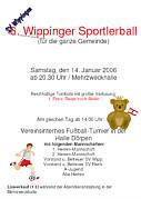 Zum Flugblatt des Sportvereins Wippingen