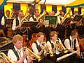 Schützenfest in Neudörpen: Die Schützenkapelle Wippingen