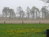 Erosion durch Wind auf ungeSchütztem Acker