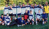 Sieger des C-Jugend-Kreispokals wurde die Spielgemeinschaft Wippingen/Neubörger/Renkenberge.