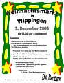 Flugblatt zum Weihnachtsmarkt (PDF-Datei)