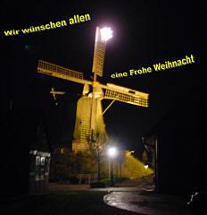 Hallo-Wippingen.de wünscht Ihnen frohe Weihnachten