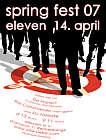 Flyer zum Spring Fest