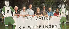 Der SVW-Vorstand von 2007/Foto: Ems-Zeitung vom 17.08.07, Frank Abheiden