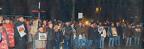 Kundgebung in Dörpen am 20.12.07