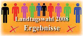 Landtagswahlergebnisse