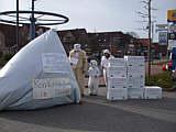Klimaschutzaktion der BI am 23.02.2008