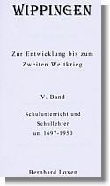 Titelblatt der Chronik der Schule