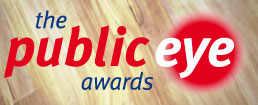 Logo Public eye award
