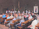 40jähriges Priesterjubiläum Pater Tangen