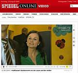 Video von Spiegel-TV über Connemanns Umgang mit der Presse