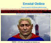 Satire auf Emstal-Online
