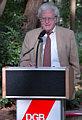 Herbert Broich vom Arbeitskreis Schule Rhauderfehn