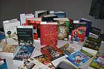 Buchausstellung zum Jubiläum