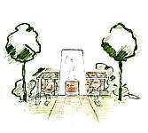 Dorferneuerung: Vorschlag zur Veränderung des Kriegerdenkmals
