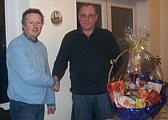 von links: Heinz Klaas, Ernst Stein