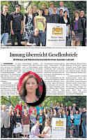 Zum Artikel in der Ems-Zeitung vom 25.06.2010