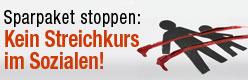 Kampagne: Kopfpauschale stoppen!