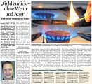 Artikel in der Ems-Zeitung vom 29.09.2010