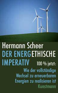 Buchcover: Hermann Scheer - Der energethische Imperativ
