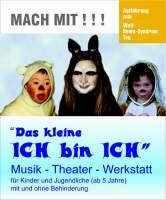 Flyer zum Theater-Workshop