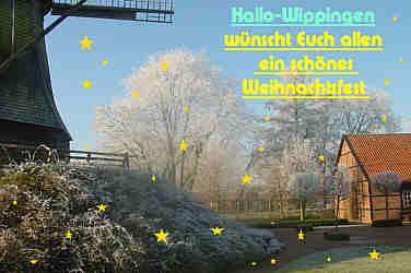 Hallo-Wippingen.de wünscht frohe Weihnachten