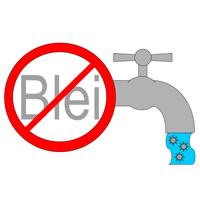 Kein Blei im Trinkwasser