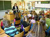 Lesung mit Kinderbuchautorin Insa Bauer