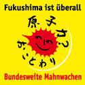 Fukushima ist überall - Bundesweite Mahnwachen