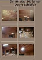 Renovierung im Treff