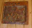 Holzrelief aus dem Kükenheim