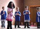 Frühlingsfest im Kindergarten Wippingen